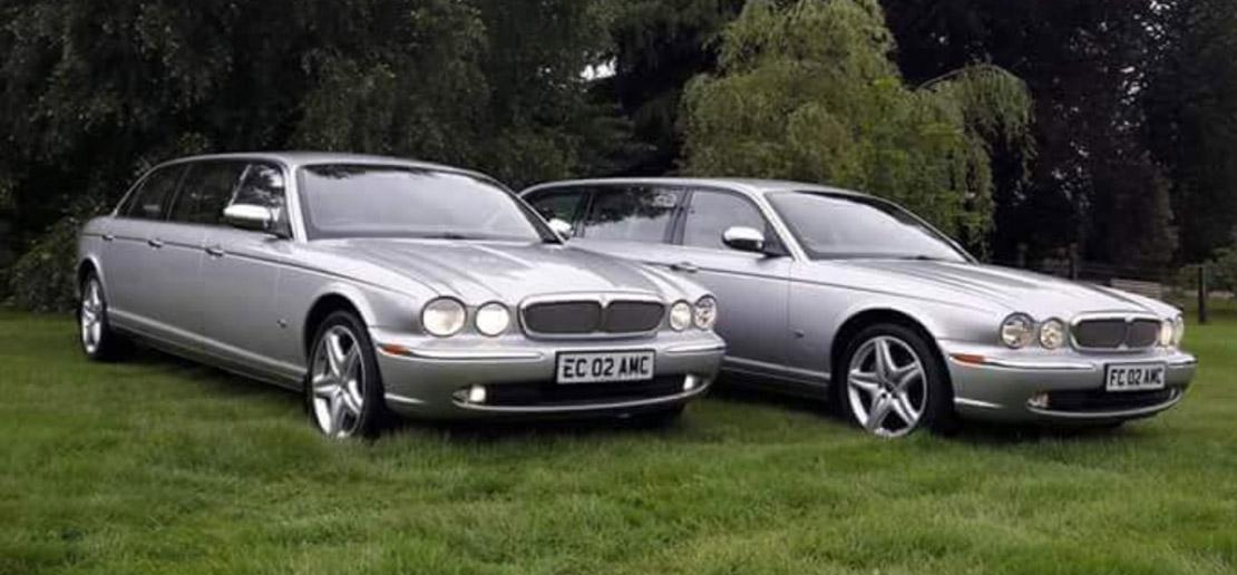 Silver Jaguars